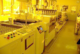 Pretreatment line