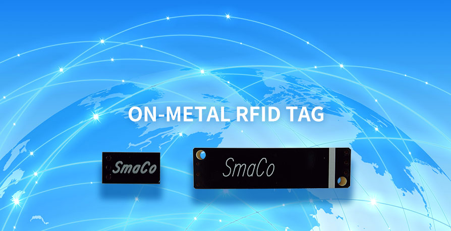 On-Metal RFID Tag
